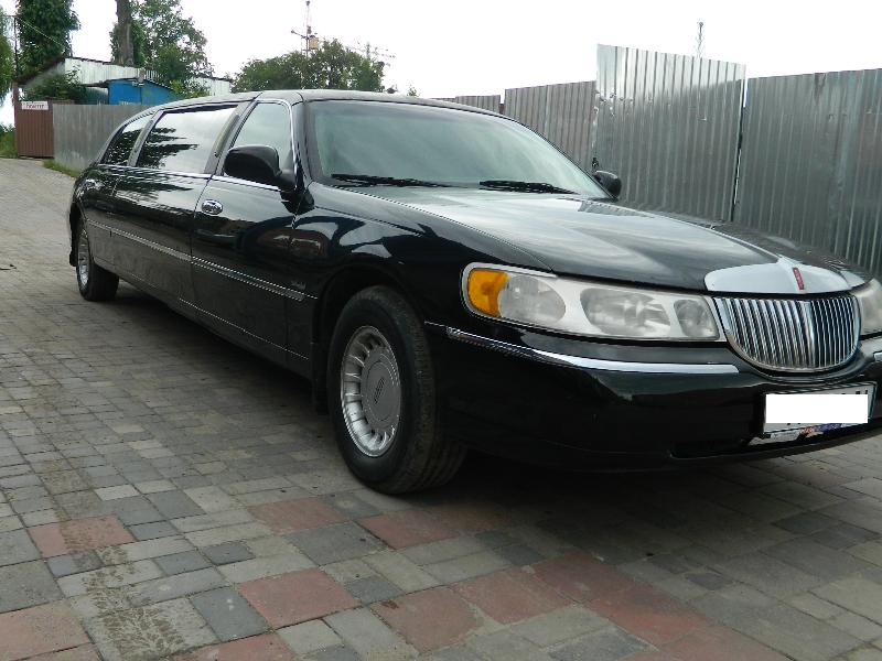 Запчасти - Торпеда Lincoln Town Car 1994-2002 разборка