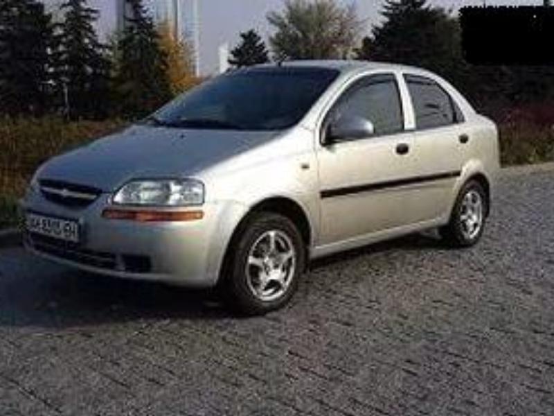 Фонарь задний левый для Chevrolet Aveo Киев