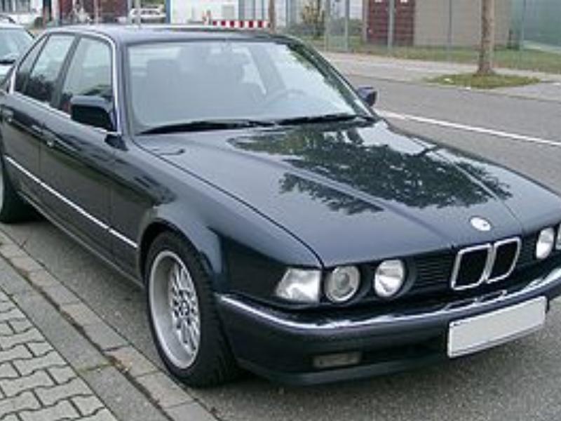ФОТО Накладка под фонарь левая для BMW E32 Харьков