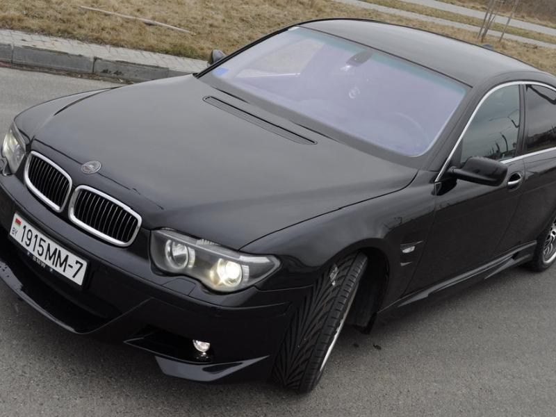 ФОТО Амортизатор крышки багажника для BMW E-65 Харьков