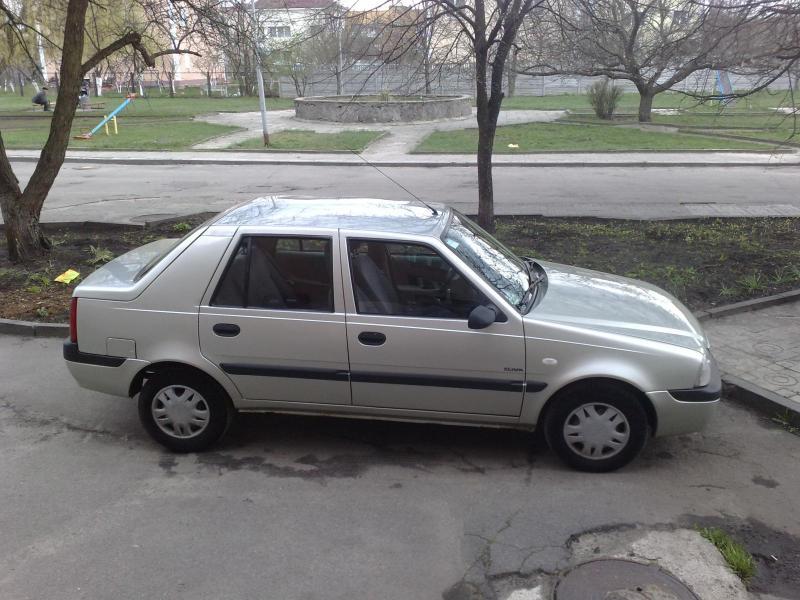 ФОТО Балка передняя для Dacia Solenza Днепр (Днепропетровск)