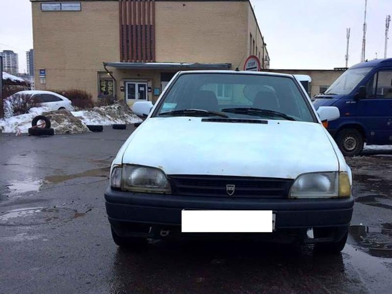 ФОТО Обшивка крышки багажника для Dacia Solenza Запорожье