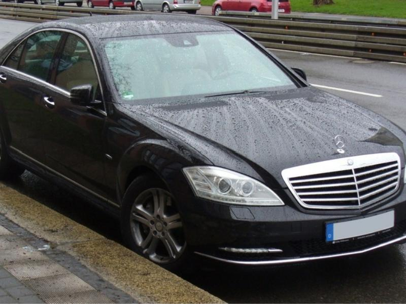 ФОТО Задняя половина для Mercedes-Benz W 221 Киев