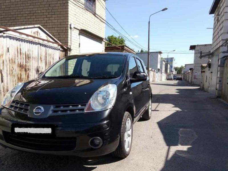 ФОТО Порог левый для Nissan Note Киев