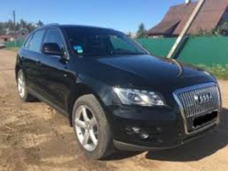 ФОТО Двигатель+КПП+Сцепление+Инжектор для Audi (Ауди) Q5 Харьков