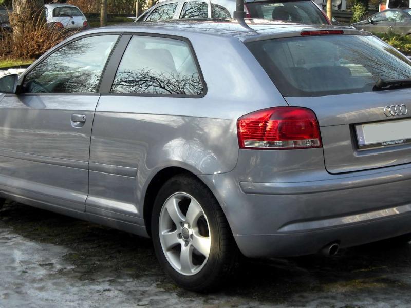 ФОТО Стойки передние (левая, правая) для Audi (Ауди) A3 Харьков
