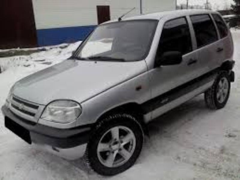 ФОТО Электроусилитель руля для Chevrolet Niva Харьков