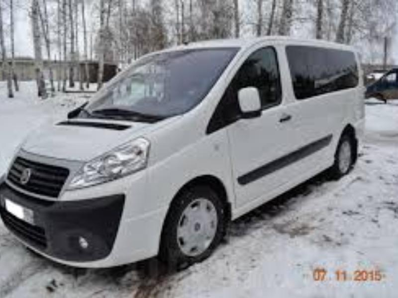 ФОТО Коврики салона для Fiat Scudo Харьков