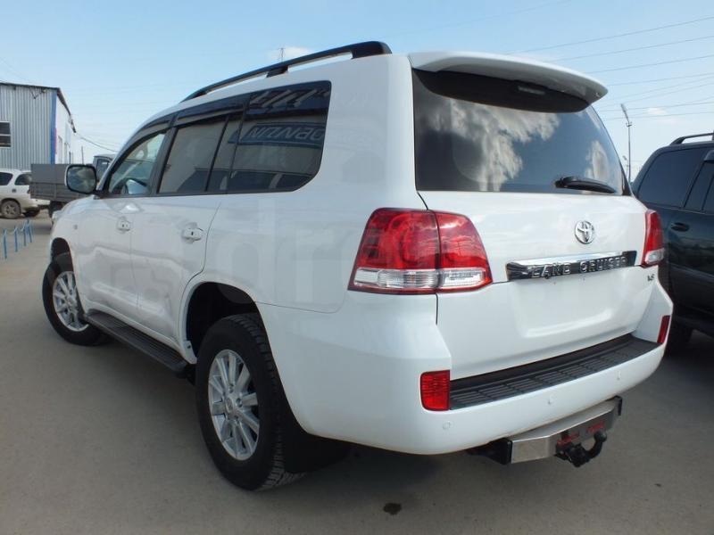ФОТО Подкрыльник задний для Toyota Land Cruiser 200 Харьков