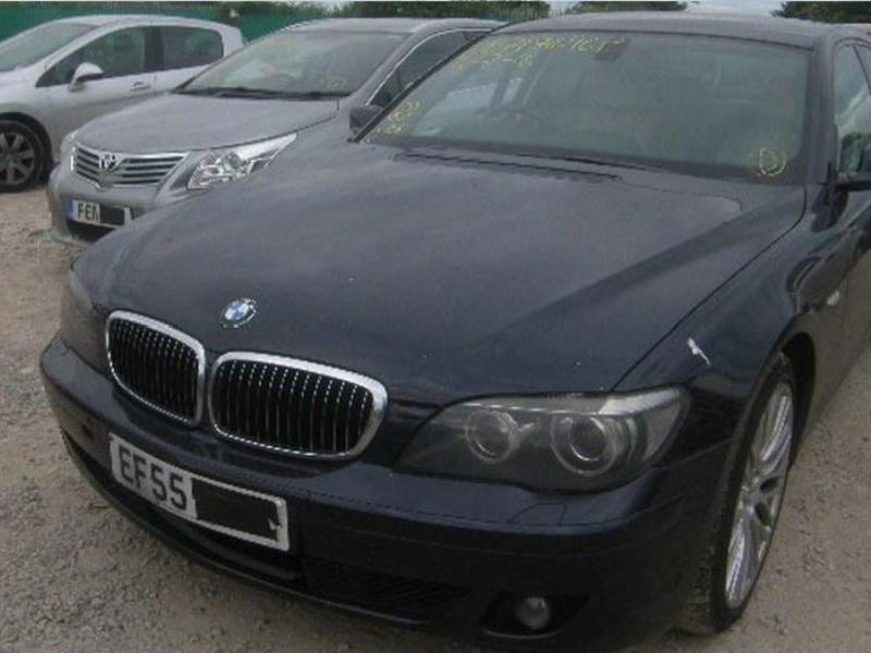 ФОТО Дверь задняя правая для BMW 7xx Series Запорожье