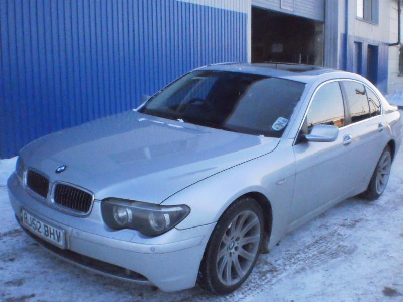 ФОТО Задняя левая четверть для BMW 7xx Series Киев