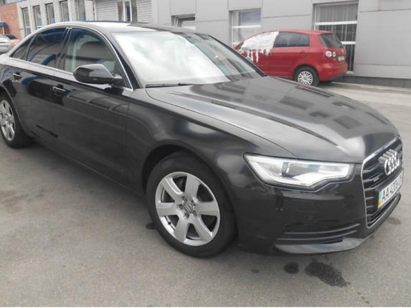 ФОТО Цапфа передняя для Audi (Ауди) A6 Киев