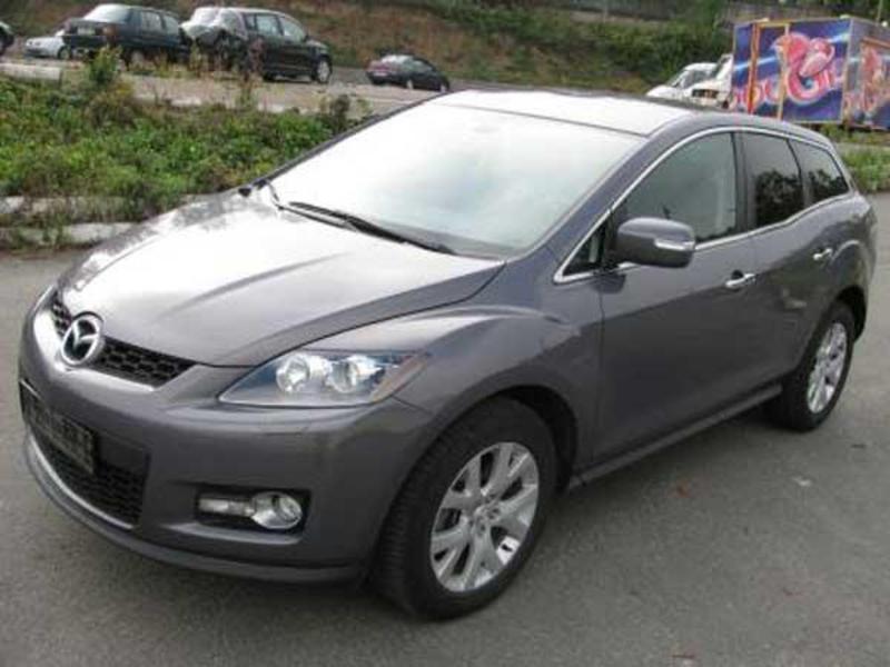 ФОТО Ручка задней левой двери для Mazda CX-7 Киев