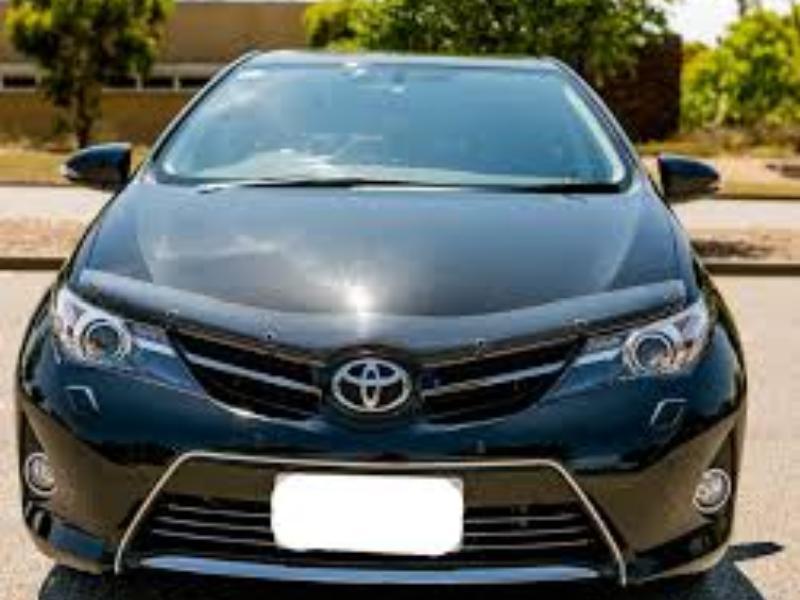 ФОТО Усилитель багажника для Toyota Corolla Киев