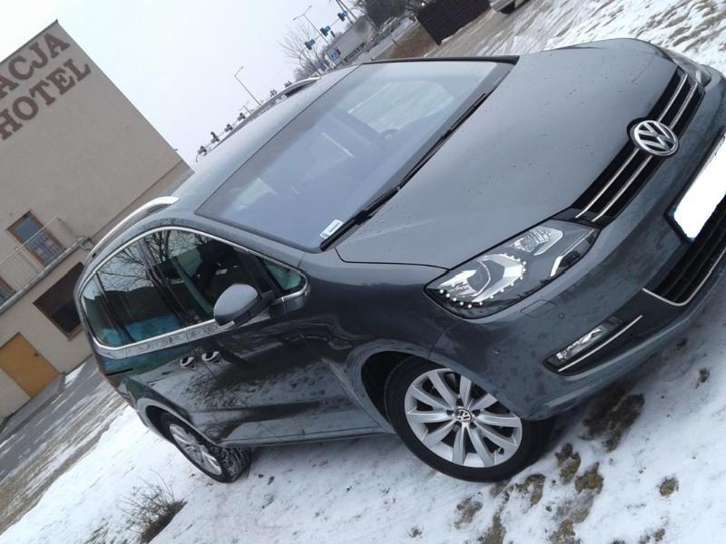 ФОТО Передняя правая четверть для Volkswagen Sharan Киев