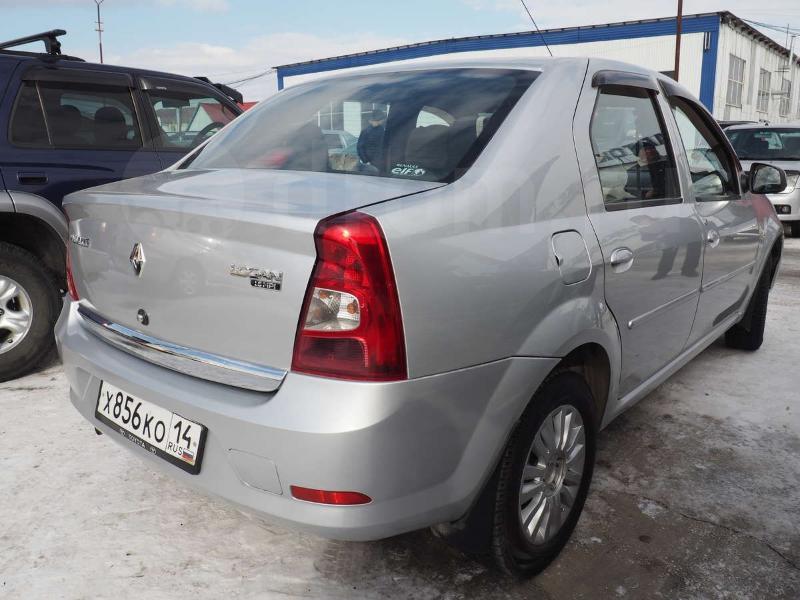 ФОТО Стойки передние пневматические для Dacia Logan Киев
