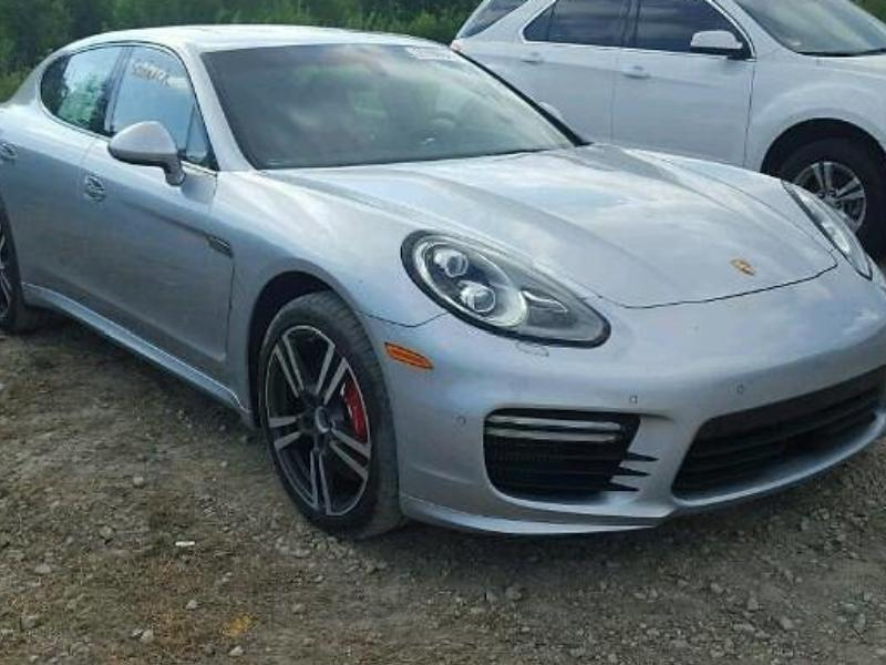 ФОТО Дверь боковая левая для Porsche Panamera Киев