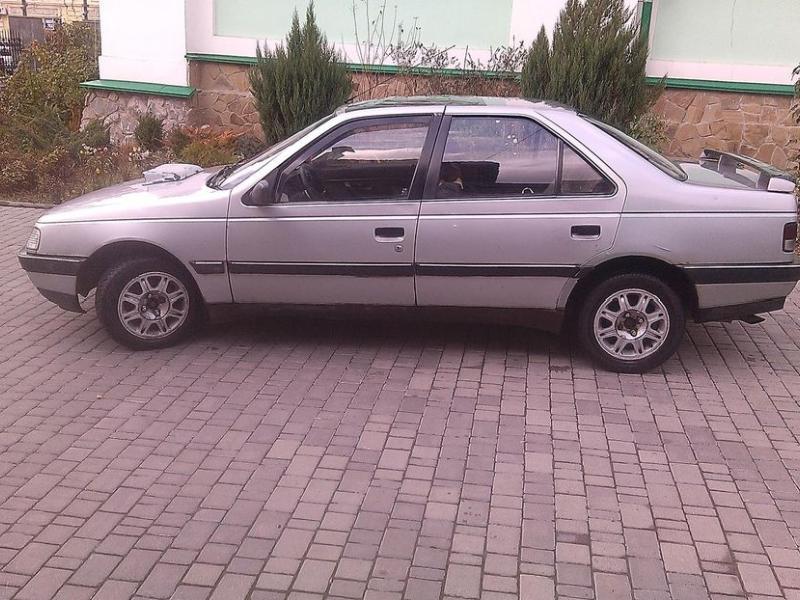 ФОТО Цапфа задняя для Peugeot 405 Киев