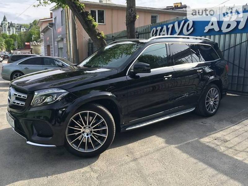 ФОТО Капот + бампер для Mercedes-Benz GL-klasse   Киев