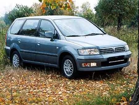 Все на запчасти для Mitsubishi Space Wagon Киев