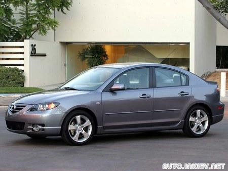 ФОТО Все на запчасти для Mazda 3 (все года выпуска) Киев