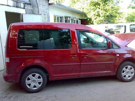 ФОТО Дверь передняя правая для Volkswagen Caddy Алчевск