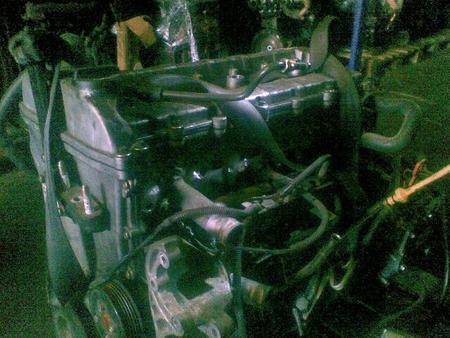 ФОТО Двигатель бенз. 1.8 для Chevrolet Lacetti Киев