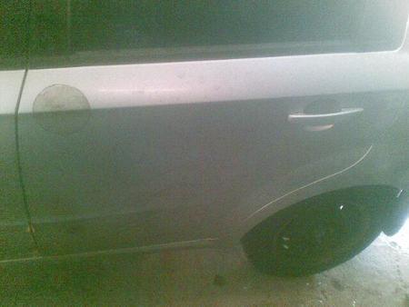 ФОТО Дверь задняя для Chevrolet Aveo 3 Киев