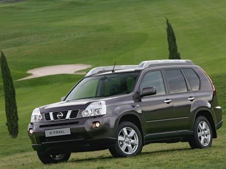 Все на запчасти для Nissan X-Trail Киев