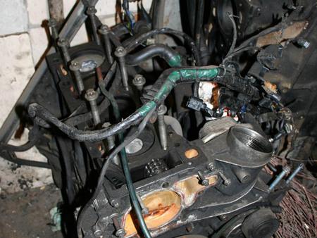 ФОТО Блок цилиндров для Mercedes-Benz Vito Киев
