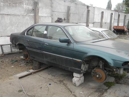 ФОТО Крылья передние (левое, правое) для BMW 7xx Series Алчевск