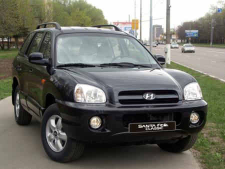 ФОТО Все на запчасти для Hyundai Santa Fe Киев