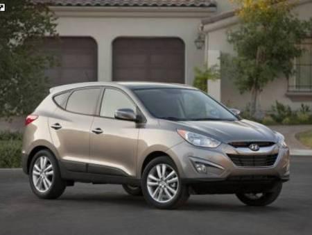 ФОТО Все на запчасти для Hyundai Tucson Киев