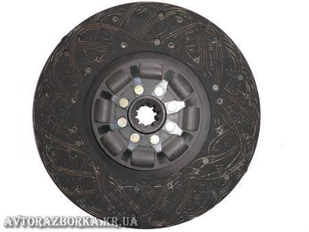 ФОТО Диск сцепления для Mercedes-Benz 1317 Александрия