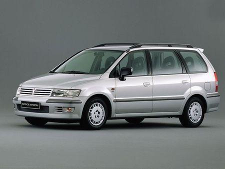 ФОТО Все на запчасти для Mitsubishi Space Wagon Киев