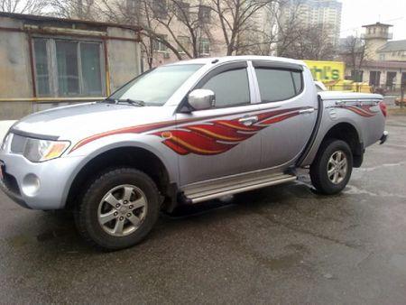 Все на запчасти для Mitsubishi L200 Киев