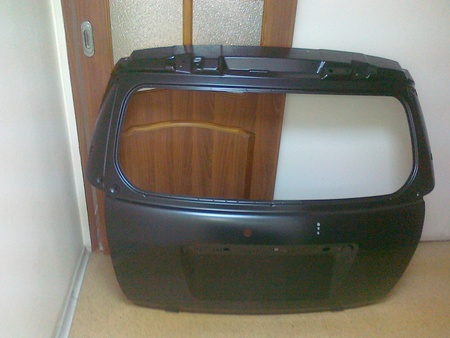 ФОТО Крышка багажника для Chevrolet Captiva Киев