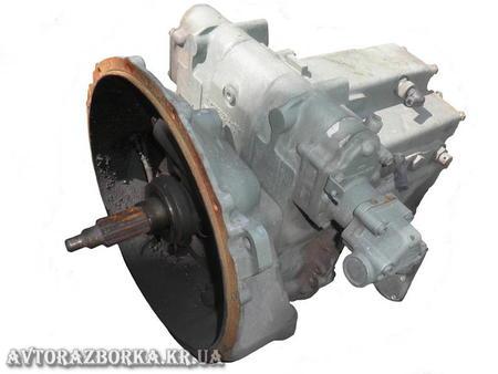 ФОТО МКПП (механическая коробка) для Mercedes-Benz 1517 Александрия