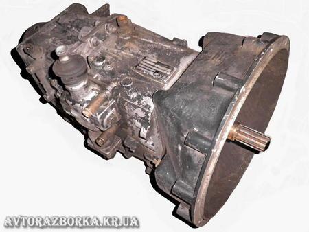 ФОТО МКПП (механическая коробка) для MAN 10.224 Александрия