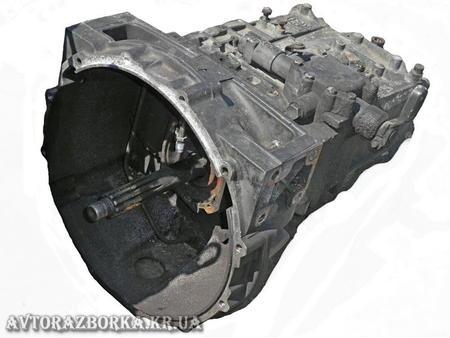 ФОТО МКПП (механическая коробка) для MAN 14.163 Александрия