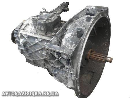ФОТО МКПП (механическая коробка) для MAN 9.163 Александрия