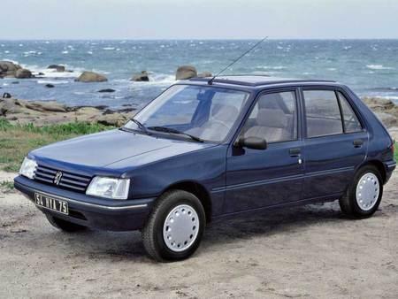 ФОТО Все на запчасти для Peugeot 205 Киев