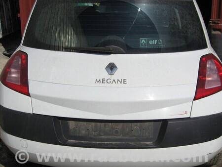 ФОТО Бампер задний для Renault Megane 2 Одесса