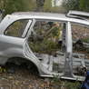 Четверть Toyota RAV-4