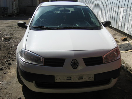Капот для Renault Megane 2 Одесса