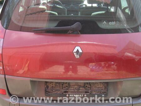 ФОТО Дверь задняя в сборе для Renault Scenic Одесса