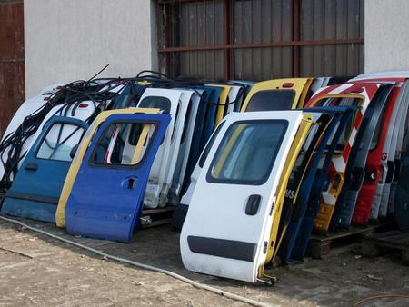 ФОТО Двери правые (перед+зад) для Renault Kangoo Одесса