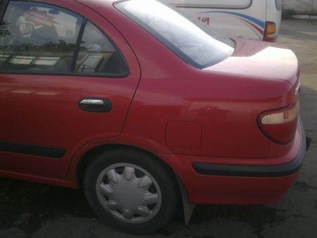 Крыло заднее левое для Nissan Almera Алчевск