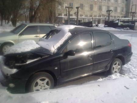 ФОТО Зеркало левое для Peugeot 206 Алчевск