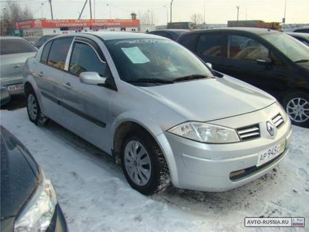 ФОТО Все на запчасти для Renault Megane Киев